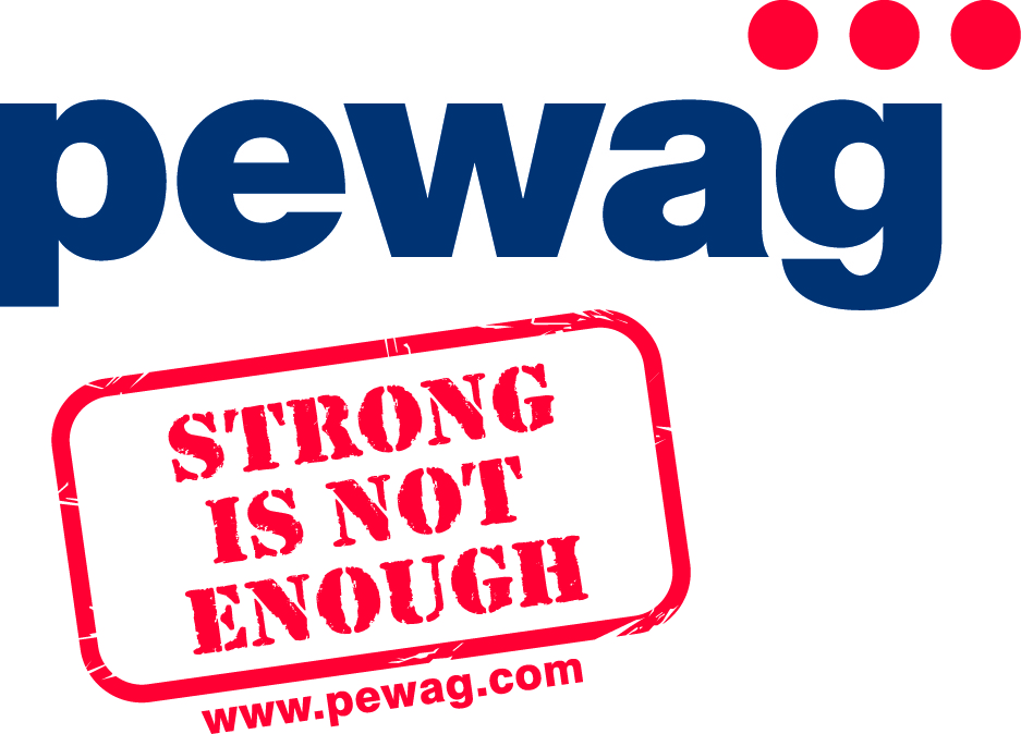 Logo_pewag_strong_is_not_enough_4c